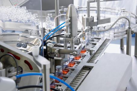 Christian Berner AB levererar system för läkemedelsfyllning till Apotek Produktion & Laboratorier AB i Umeå