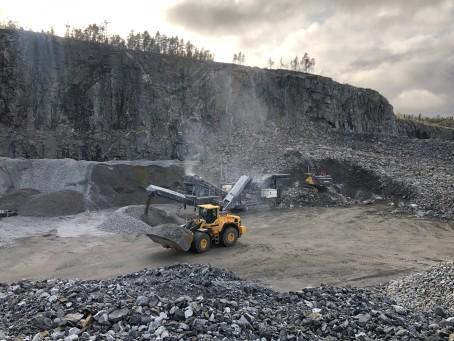 Isakssons Markteknik – förvandlar bergtäkter till kundvärde