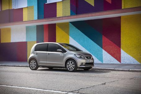 SEAT Mii electric får danmarkspremiere i marts 2020