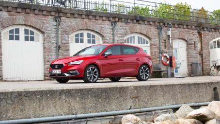 Danske priser på ny SEAT Leon