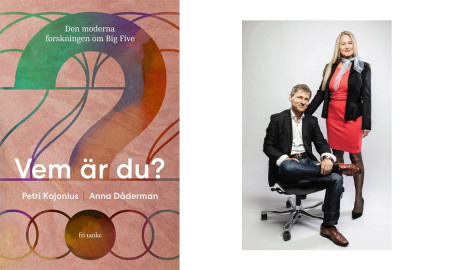 Den första boken i Sverige om Big Five personlighet