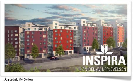 Stockholmshem valde Inspira