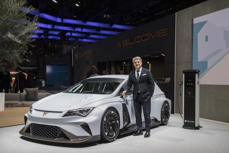 SEAT kommer til Geneva Motor Show i topform