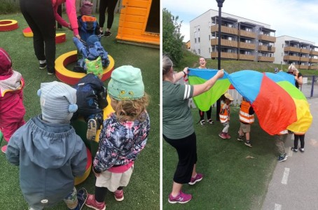 Overgang til konseptet Idrett i Læringsverkstedet Trålveien!