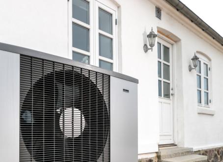 Varmepumpe i ældre hus