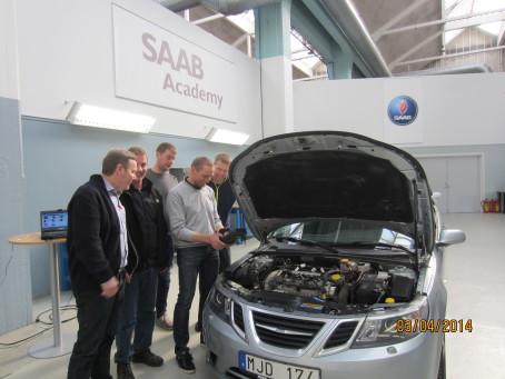 Orio återöppnar lärarledd teknisk Saab-utbildning