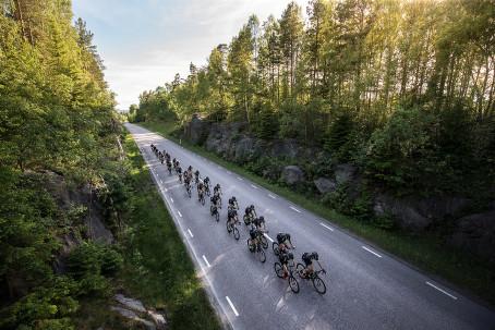 ŠKODA fortsätter stötta världens största motionslopp för cyklister: Vätternrundan