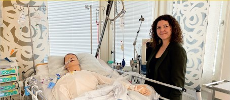 Snabbutbildning livsviktig för IVA under Coronapandemin