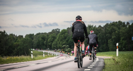 Storsatsning på integration med cykelns hjälp