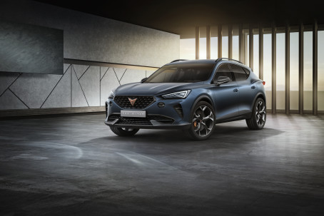 CUPRA Formentor: en unik konceptbil fra et særligt mærke