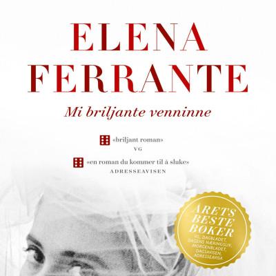 Elena Ferrante blir fast spaltist i Guardian Weekend Magazine!