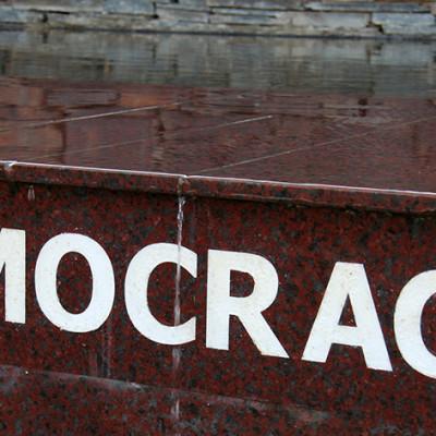 En offensiv för demokratin