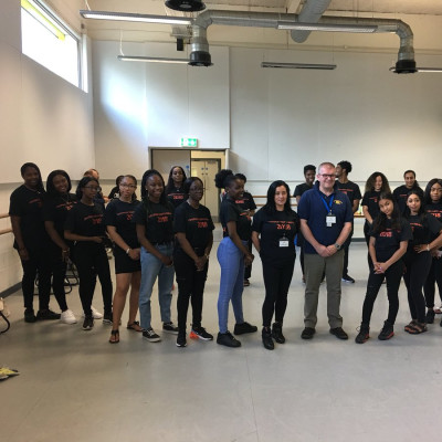 ​​​Senior officers hear views of young people at Croydon Youth Summit