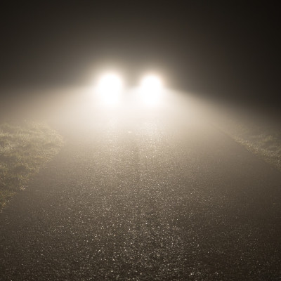 Motorists claim to being regularly left dazzled by modern vehicle headlights