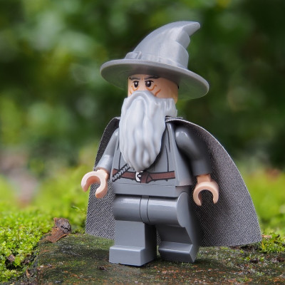 Business travel in Gandalf's shoes
