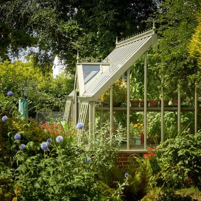 underbara bilder på våra engelska växthus
