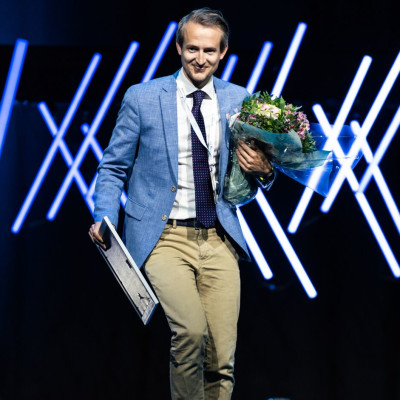 """Ådne Skurdal (34) til topps i NHO Reiselivs """"Årets Unge Ledertalenter"""" 2018"""