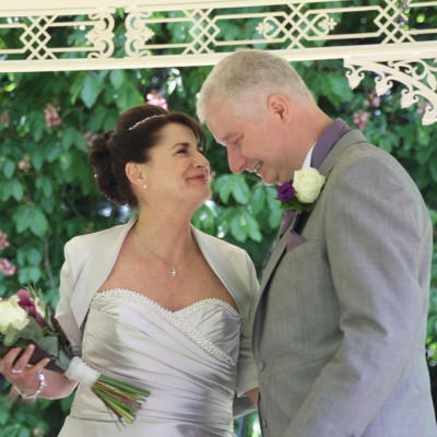Local resident urges support for charity who helped her husband in his recovery