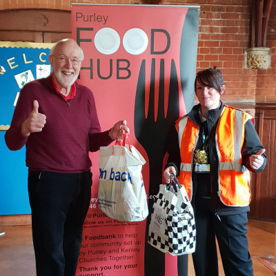 Southern driver leads festive fundraising charge