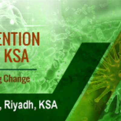 2nd Annual Infection Prevention Conference & Exhibition Kingdom Of Saudi Arabia