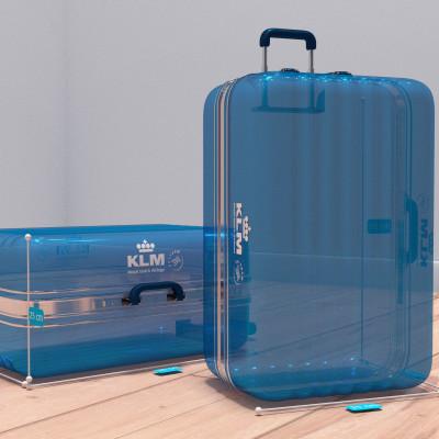 Få styr på håndbagagestørrelsen i Messenger