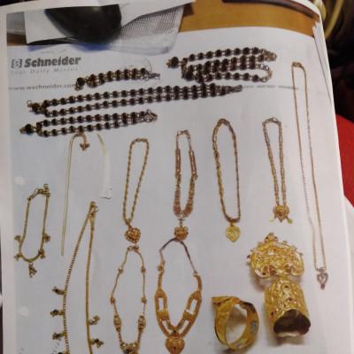 Items stolen - SKSS temple