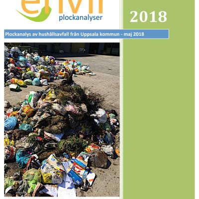 Rapport plockanalys 2018