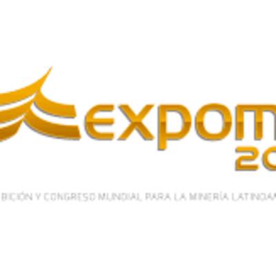 Expomin, Santiago, Chile, 23-27 April 2018