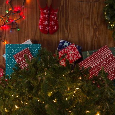 Hva skal ligge under juletreet i år?