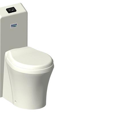 Valett – ny snålspolande toalett från BAGA