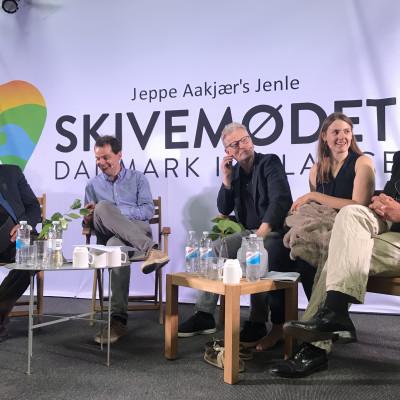"""Skivemødet:  Intensive samtaler om """"Et Danmark i balance"""""""