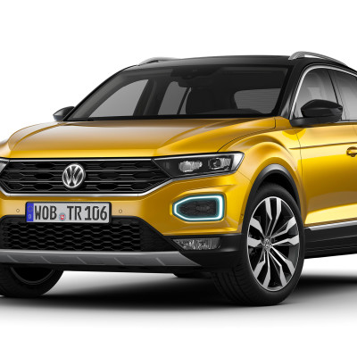 What Car? Safety Award Highly Commended Volkswagen T-Roc