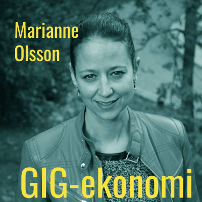 Ny bok guidar arbetsgivare i gig-ekonomin