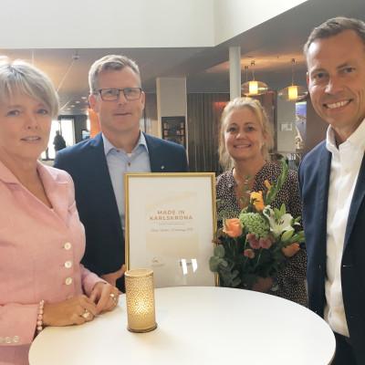 BAGA vann Made in Karlskrona