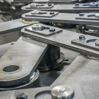 KÖBO auf der Hannover Messe 2019 : 125 Jahre Know-how in der Herstellung individueller Förder- und Antriebsketten