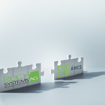 AMCS overtager Recy Systems