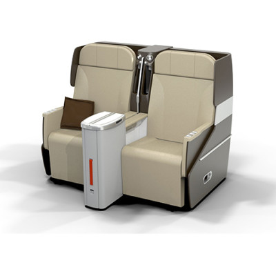 Global Luxury Aircraft Seating Industry Market Research Report 2018