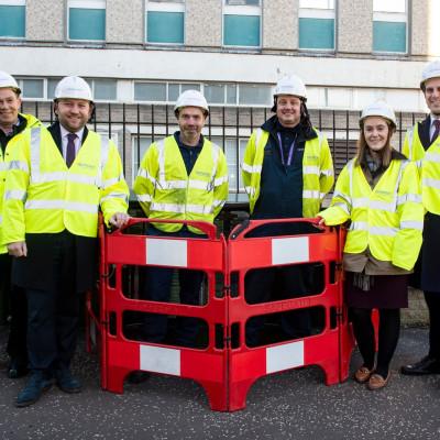 Ultrafast full fibre broadband unveiled to Edinburgh politicians
