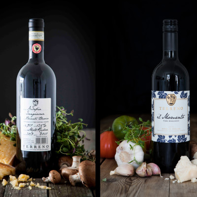 Sveriges mest prisvärda viner har korats  – på prispallen två viner från Terreno