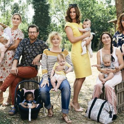 MØDREGRUPPEN – ny stjernebesat dansk komedie fra Zentropa