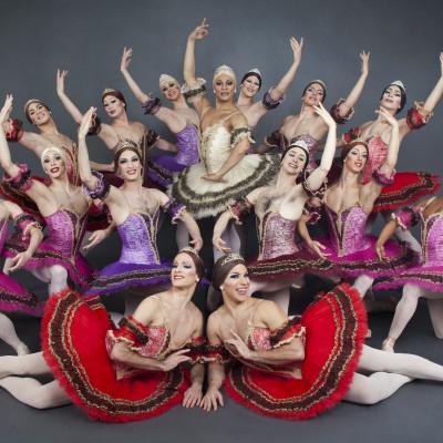 Enda föreställning i Sverige! Les Ballets Trockadero de Monte Carlo