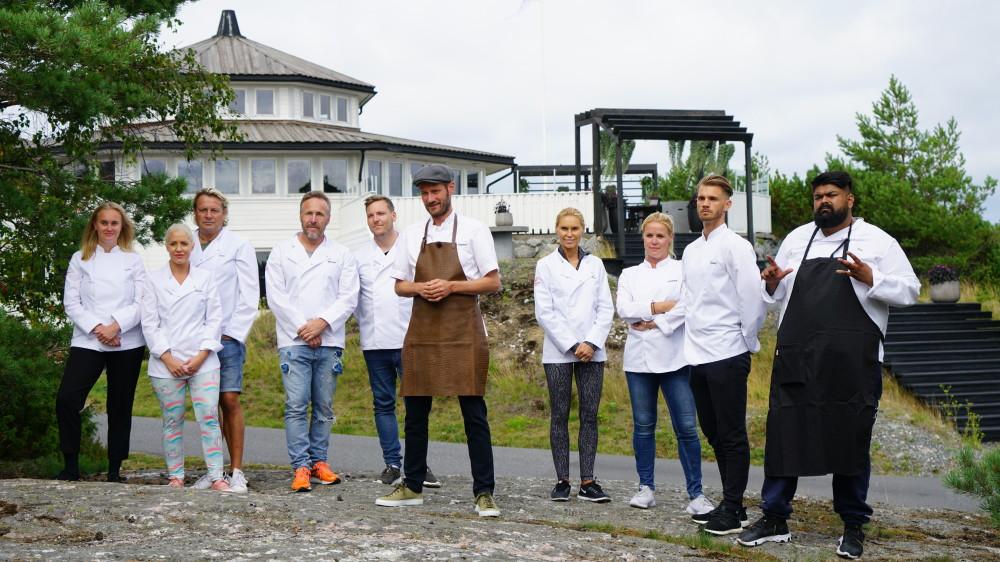 Camp Kulinaris 2020 Deltakere