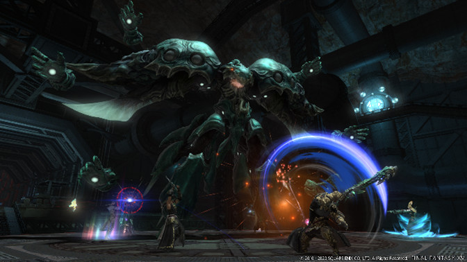 HELP WRITE THE PAGES OF HISTORY IN FINAL FANTASY XIV ONLINE PATCH... -  Bastion