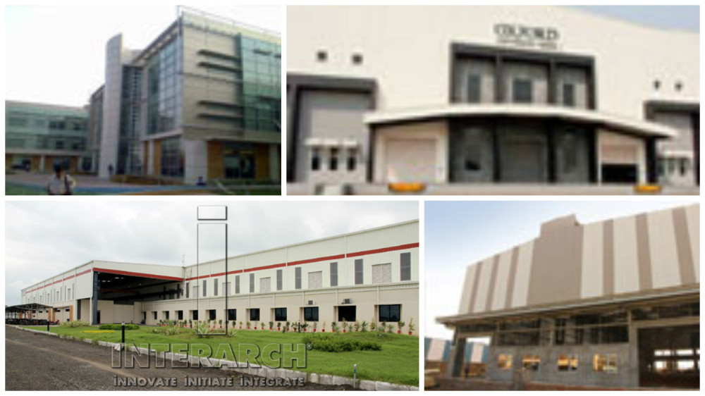 List of PEB Companies in India - Interarch Building Products