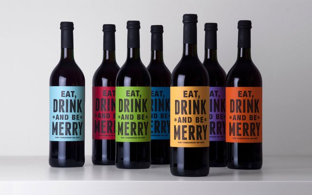 Wine Christmas Packaging.The Most Creative Christmas Packaging Designs Swedbrand Group