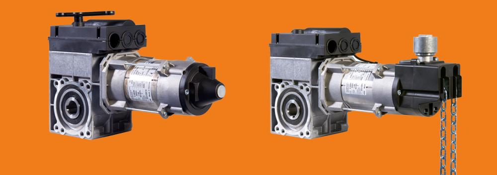 BK og BF motor fra Lindab