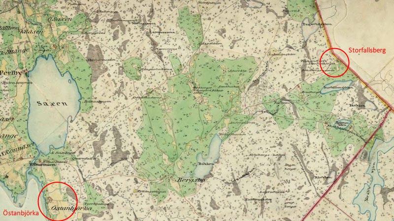 Häradsekonomiska kartan från 1866-67
