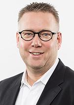 Rickard Lagesson, försäljningschef MTD.