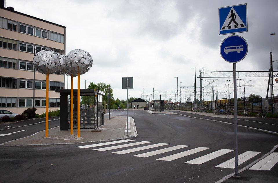 Busstorget, Åstorp