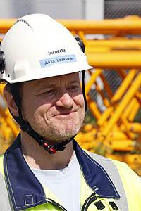 Jukka Laaksonen, Inspecta
